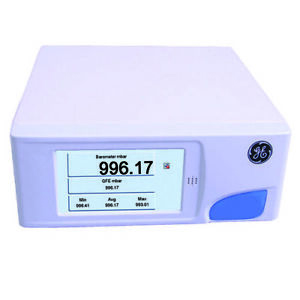 Ge Druck Pace 1001 High Barometric Indicator And Recorder