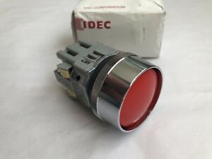 Idec Red Non illuminated Push Button Abgd302n r