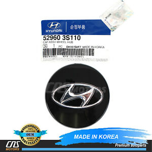 genuine Wheel Center Cap For Hyundai Azera Santa Fe Sonata Tucson 529603s110