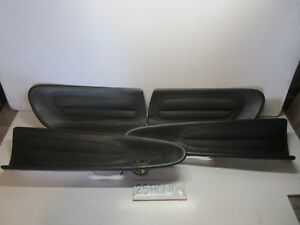 1992 1996 Honda Prelude Accessories Leather Panel Inserts Bb1 Bb4 Rare Oem Jdm