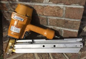 Bostitch N80 Industrial Stick Framing Nailer 2 3 1 2