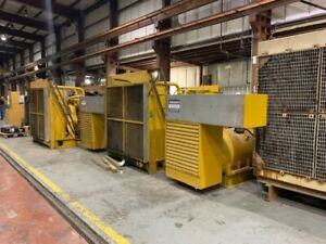 Caterpillar 3512 1000kw Generator Sets