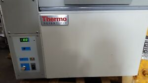 Thermo Scientific Ult185 115v Ultra Low Freezer 80 c Barely Used Works Perfect