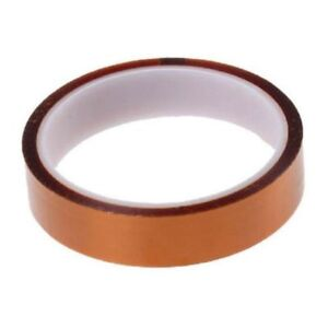 3d Sublimation Kapton Tape Heat Resistance Proof Tape For Heat Transfer Print