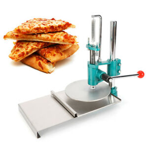 7 8 Inch Household Pizza Dough Pastry Manual Press Machine Pasta Maker Steel Us