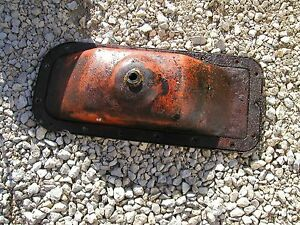 Allis Chalmers B C Tractor Ac Original Engine Motor Oil Pan Drain Plug