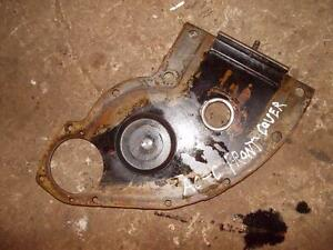 Ac Allis Chalmers C Tractor Engine Motor Front Cover Panel