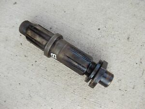 Allis Chalmers B Tractor Ac Main Stub Drive Axle w Special Nut