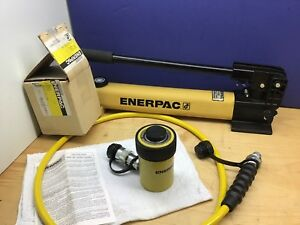 Enerpac Rc 151 15 Ton Hydraulic Cylinder Set 15 Tons 1in Stroke