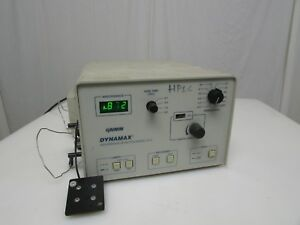 Rainin Dynamax Uv c Hplc Absorbance Detector Unit Used Working