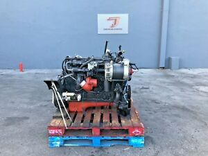 2006 Cummins Isb 5 9 Diesel Engine Egr Model 245hp Cm850 Cpl0666 5 9l