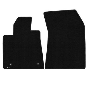 Lloyd Mats For 2012 up Toyota Tacoma 2pc Black Front Ultimat Floor Mats Liners