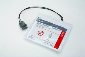 Defibrillation Electrode Universal For Lifepak 12 20 1000 500 500 Dps 1 Count