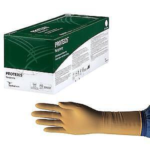 Protexis Neoprene Surgical Glove Size 7 5 Powder free Nitrile Coating 400 Count