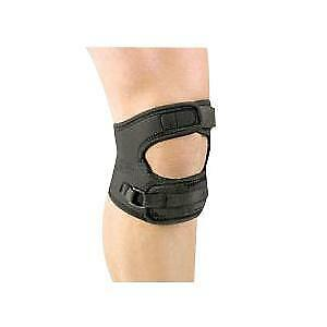Safe t sport Patella Knee Support Extra Large Black 2 Pack new Deal