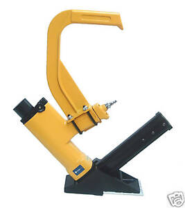 New Pneumatic Air Hardwood Floor Flooring Nailer Gun
