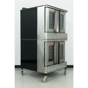 Blodgett Dfg100 Gas Convection Ovens Cooking Oven Baking Still In Packaging