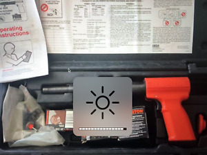 Remington Model 494 Powder Actuated Fastening Gun Tool