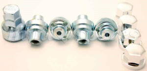 Wheel Lug Nut Locknut Set For Minilife Orig Minilite