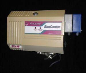 Commercial Detergent Dispenser Vanguard Ecocenter Ecolab