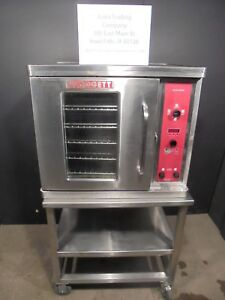 Convection Oven Bolgett Half Size Heavy Duty Stand Electric 2500 Nice