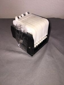 Cole parmer Masterflex 8 channel Peristaltic Pump Head For Model 7523 10