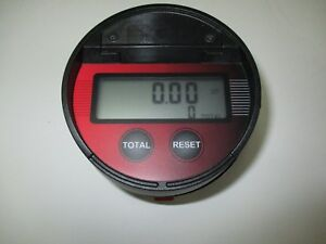 Electronic In line 1 2 Oil Meter 1504ar