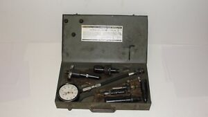Motorite Diesel Engine Compression Tester Gauge Set 1000 Psi Yuf W Adaptors Usa