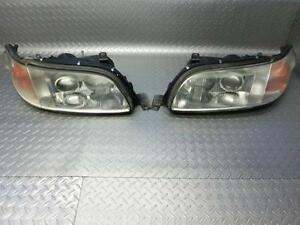 Jdm Toyota Aristo Jzs147 Lexus Gs300 Headlight Headlamp Oem