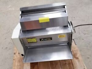 Anets Sdr 42 Front Operated Two Pass Dough Roller Sheeter