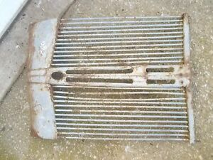 Ford 9n Tractor Original Ford Front Nose Cone Bar Grill Grille