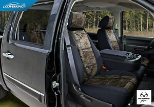 Skanda Coverking Realtree Xtra Camo Tailored Seat Covers For Nissan Titan