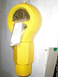 Mud Pump Pressure Gauge N 0 1000 5 X 6 Gardner Denver Drill Rig Well Driller Ro
