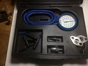 Snap On Tools Vacuum Pressure Gauge Set Eepv311a Excellent Condition