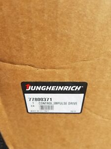 Jungheinrich Multiton Impulse Drive Control Card Reman And Tested Pn 77800371
