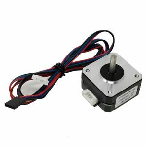 Nema 17 pancake Stepper Motor 1 5 A 16 N m 23 Oz in