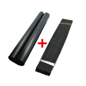 Bridgeport Milling Machine Way Rubber Cover Front back Cnc Vertical Mill Tool