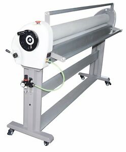 Heavy Duty 63 Cold Laminating Air Lifting Automatic manual Cold Laminator
