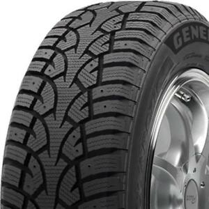 2 New 185 65r14 General Altimax Arctic 185 65 14 Winter Snow Tires