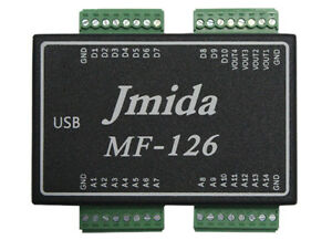 Usb Data Acquisition Mf126 14ai 4ao 10dio Pwm Cnt And Free Software