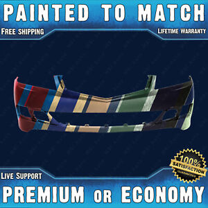 New Painted To Match Front Bumper Replacement For 2006 2008 Acura Tsx Sedan