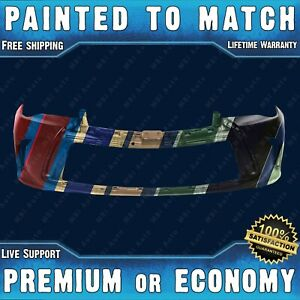 New Painted To Match Front Bumper Replacement For 2015 2016 2017 Toyota Camry