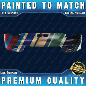 New Painted To Match Front Bumper Cover Fascia For 2000 2001 2002 Toyota Celica