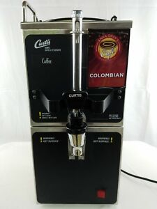 Curtis Gem 3 1 5 Gallon Satellite Coffee Server And Warmer Tested