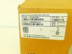 Nortel Bcm Replacement Blank Hard Drive Kit 80gb Ntab3316e5 Seagate