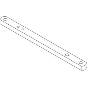 86520237 New Straight Drawbar For Ford 3230 3430 3930 4130 4630 4830