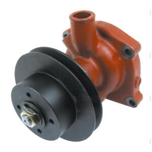 7101 0625 Zetor Tractor Water Pump W pulley 3320 3340 4320 4340 5211 5245 6211