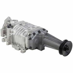 For Buick Regal Chevy Impala Pontac Grand Prix Olds Lss Reman Oem Supercharger