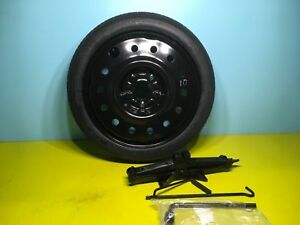 Spare Tire With Jack Kit 16 Inch Fits 2012 2013 2014 2015 2016 Honda Civic