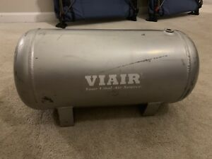 Viair Corporation 91050 Air Tank 5 0 Gallons 150 Psi Steel Silver Each